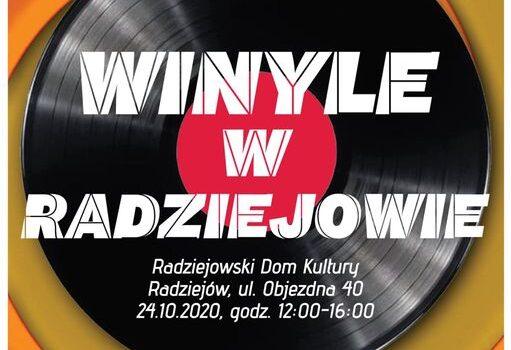 Giełda Winylowa po raz pierwszy w Radziejowie!