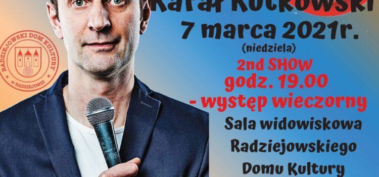 Drugie Show- Stand-Up Rafała Rutkowskiego