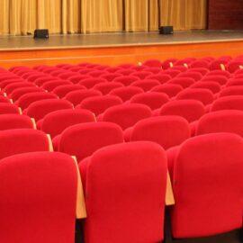 """Ogłoszenie o zamówieniu pn: """"""""Zakup wyposażenia w ramach zadania: """"Modernizacja pomieszczeń oraz zakup wyposażenia do Sali konferencyjno- widowiskowej w Radziejowskim Domu Kultury""""""""."""
