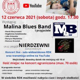 Koncert charytatywny dla Bruna Szynkowskiego