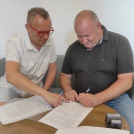 Kolejna umowa podpisana!