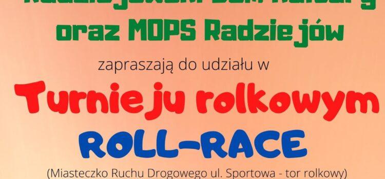 Wakacyjny Turniej Rolkowy Roll-Race