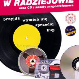 Giełda Winylowa w Radziejowie- 25 września 2021r
